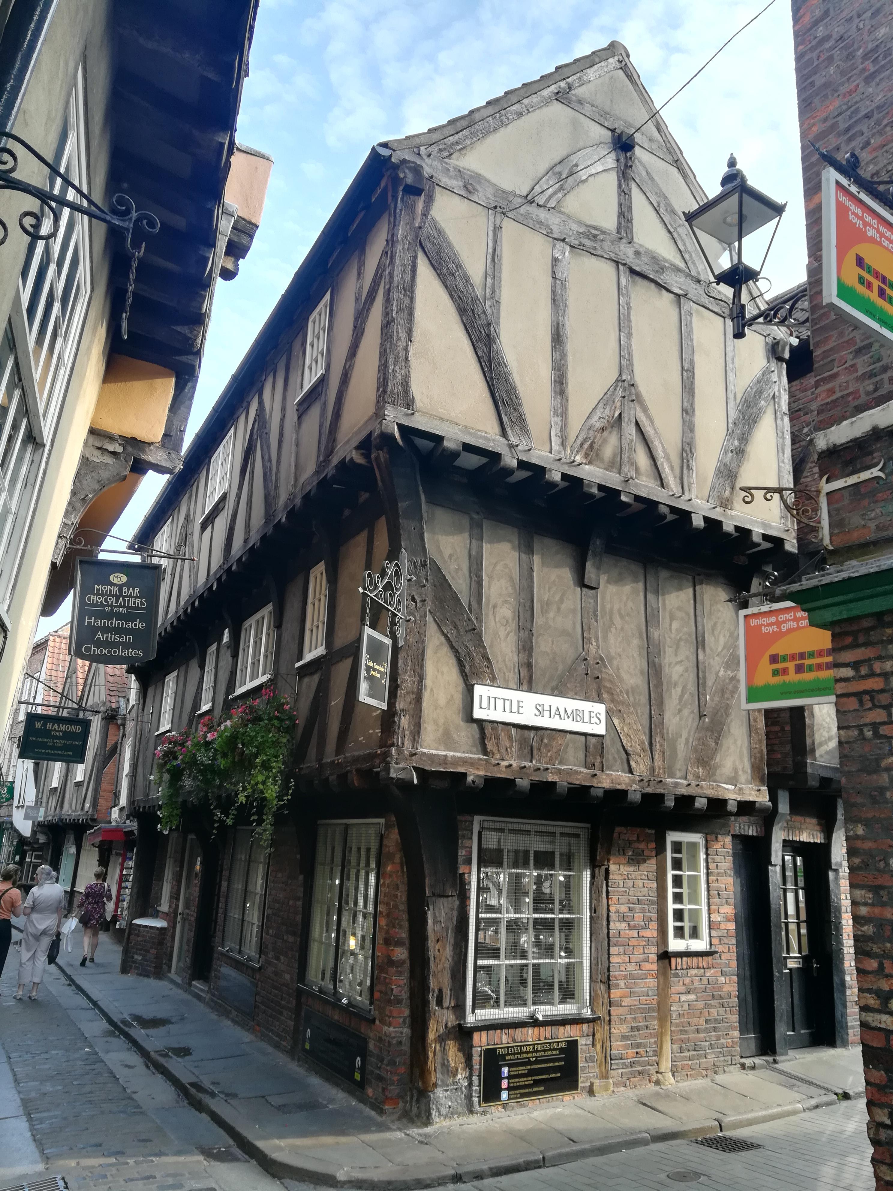File:41 and 42 Shambles, York.jpg - Wikimedia Commons