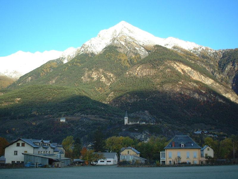 Communes of the alpes de haute provence department wikipedia for Haute provence