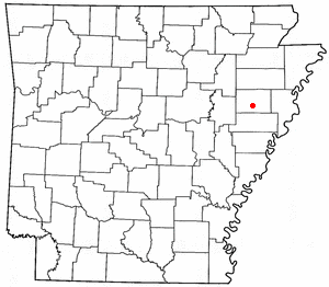 Loko di Wynne, Arkansas