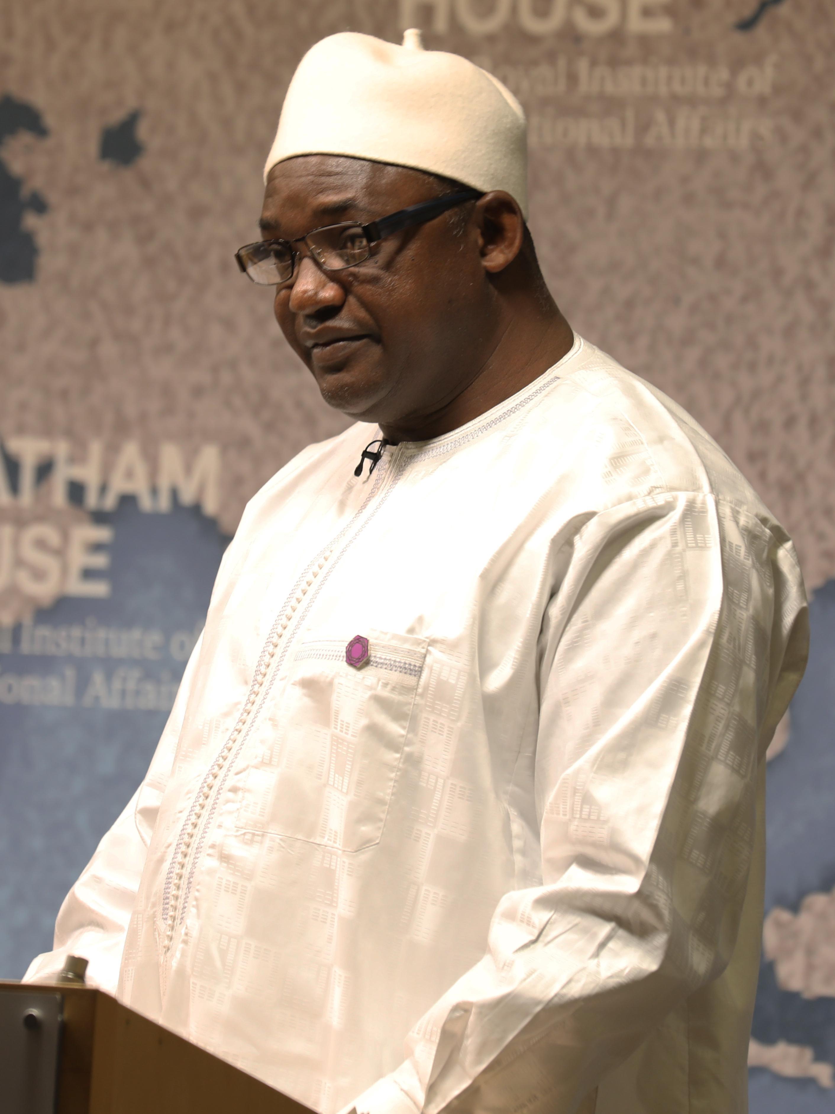 Adama Barrow - Wikipedia