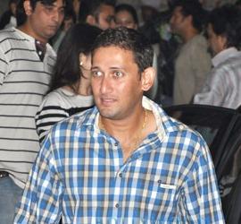 Ajit Agarkar former Indian Cricketer