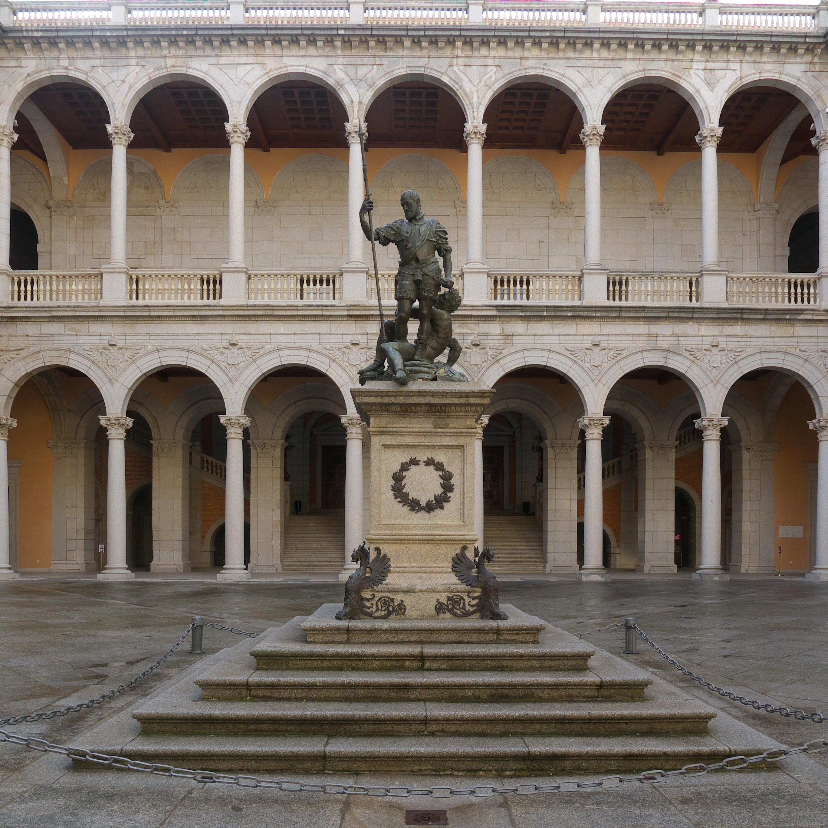 Charming Escultura De Carlos V