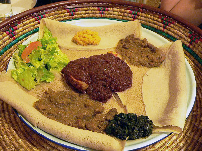 Google images for Authentic ethiopian cuisine