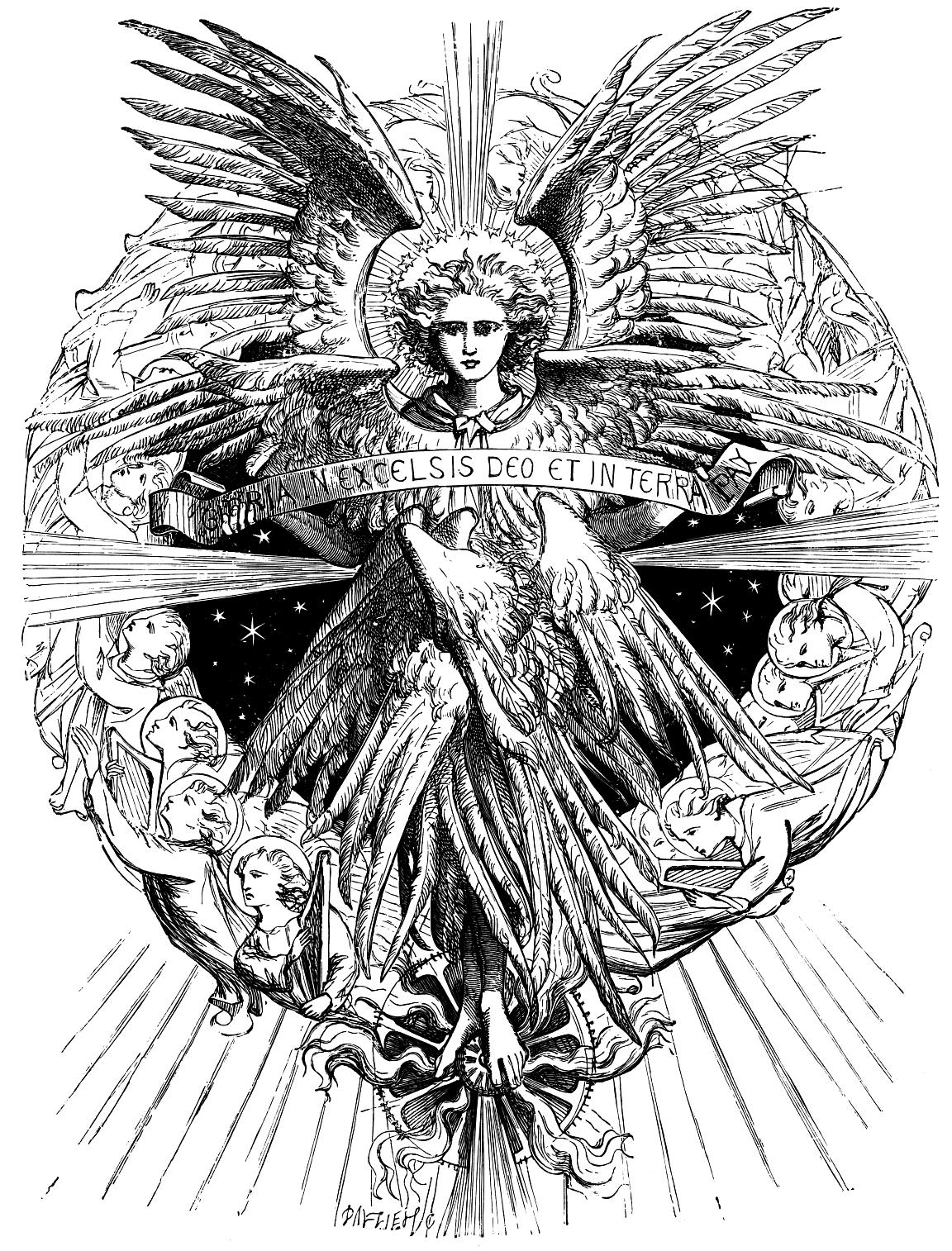 Line Art Wikipedia : Gloria in excelsis deo wikipedia