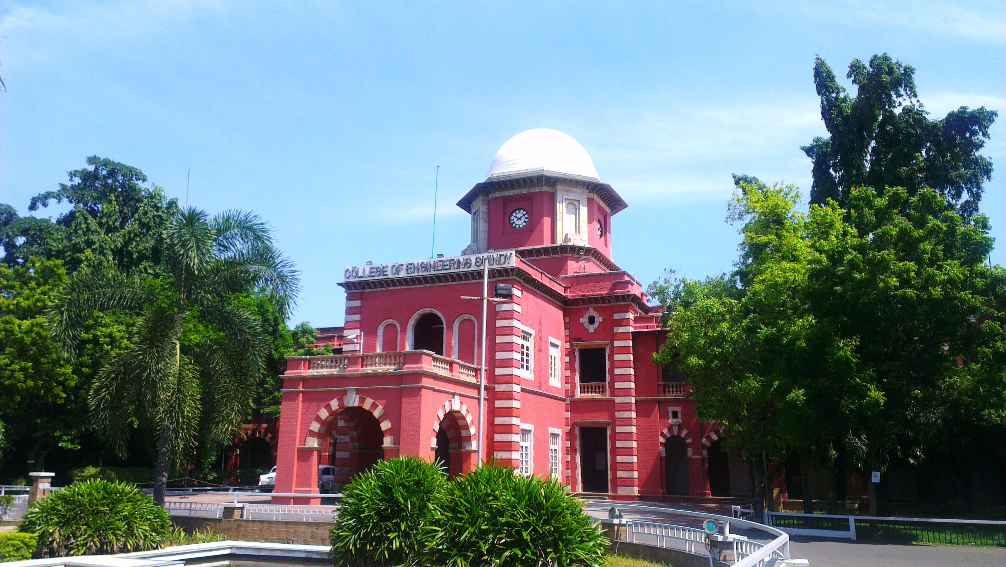 Image result for anna University Chennai History