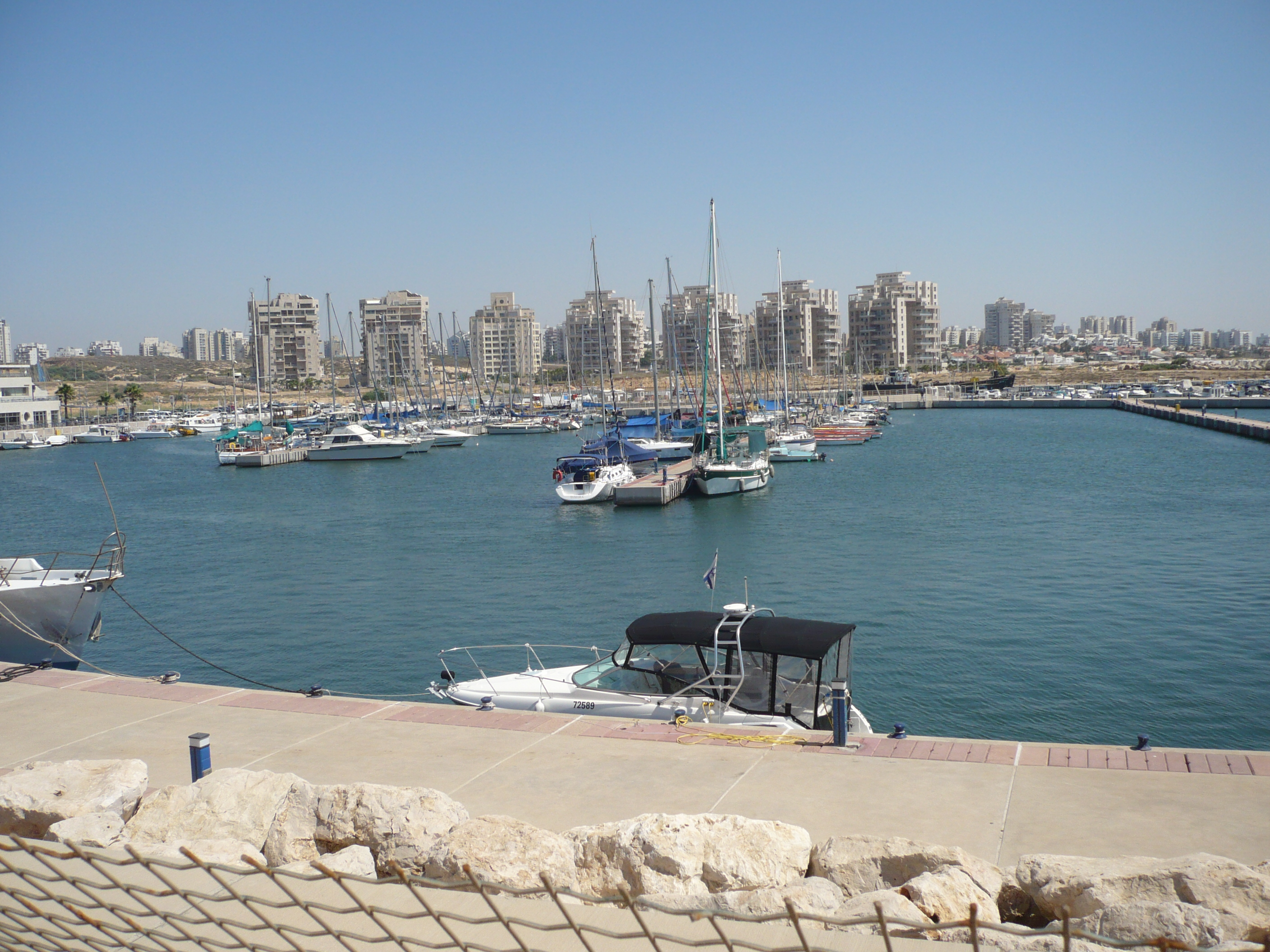 Ashdod Israel  City pictures : Description Ashdod marina