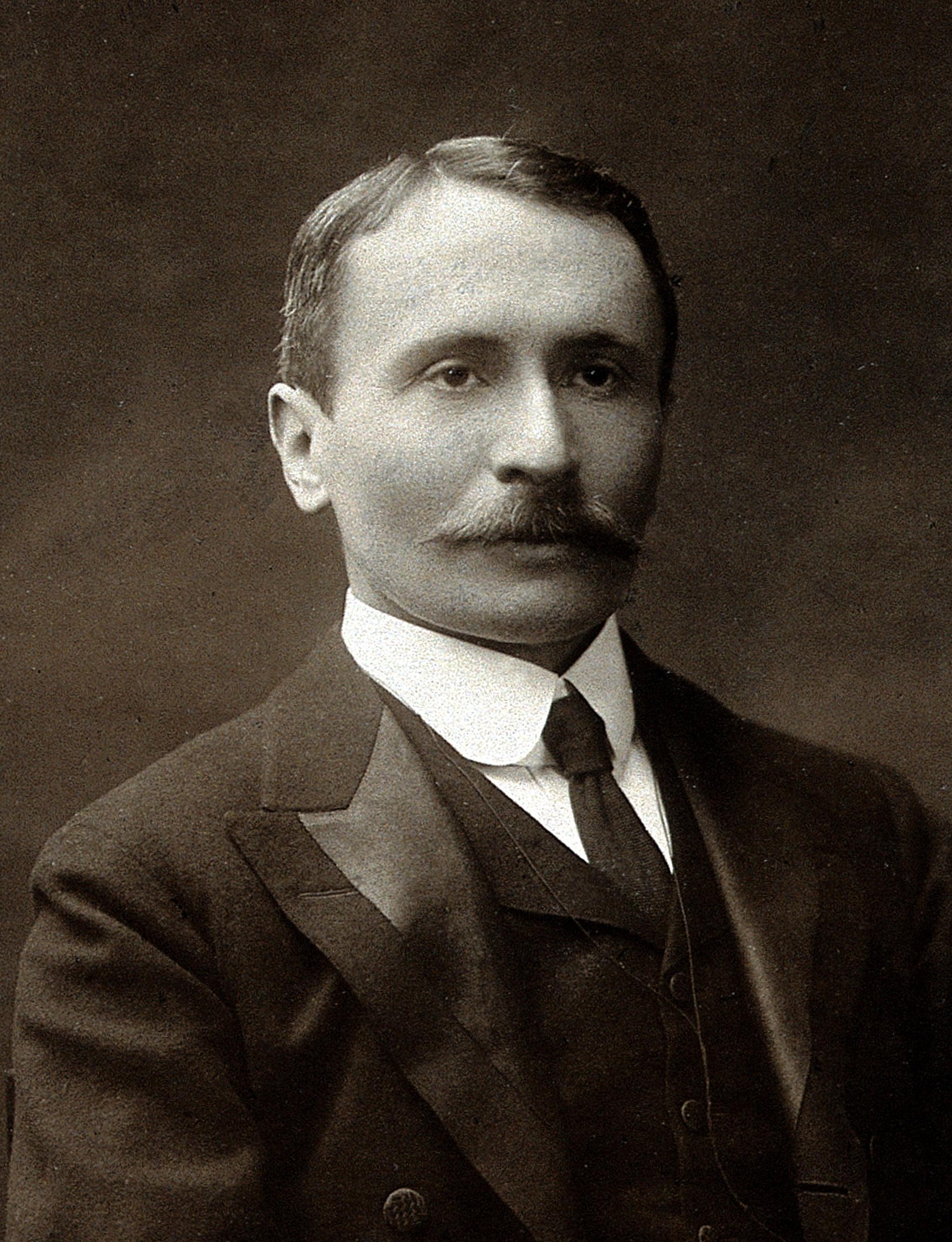 Image of Sir Aurel Stein from Wikidata