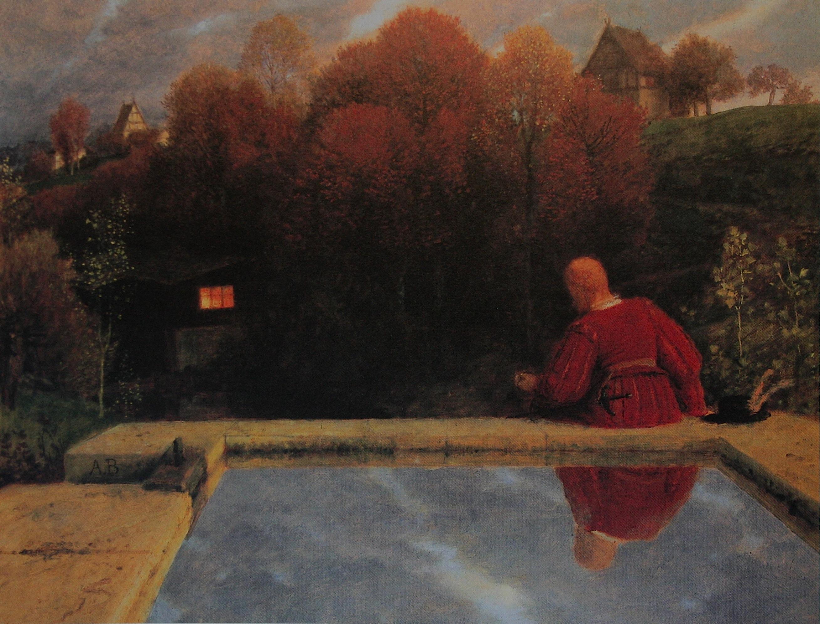 File:Böcklin Die Heimkehr 1887.jpg - Wikimedia Commons