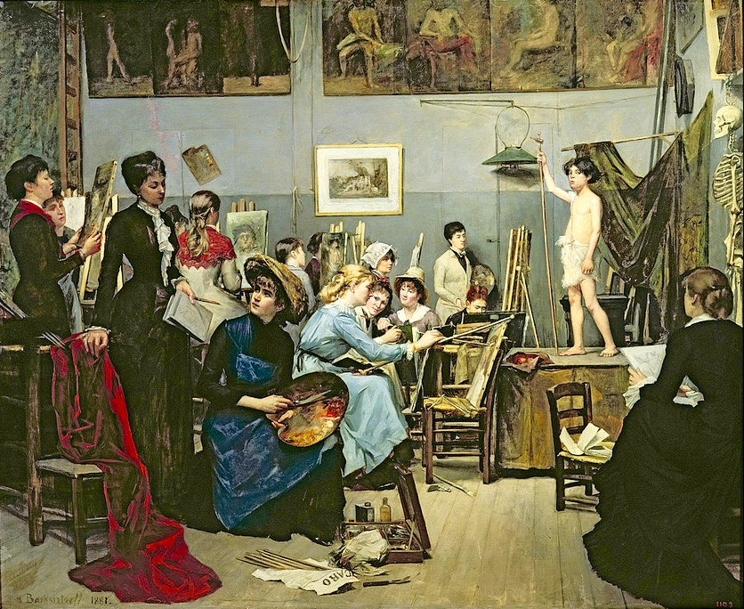 Visual arts education - Wikipedia