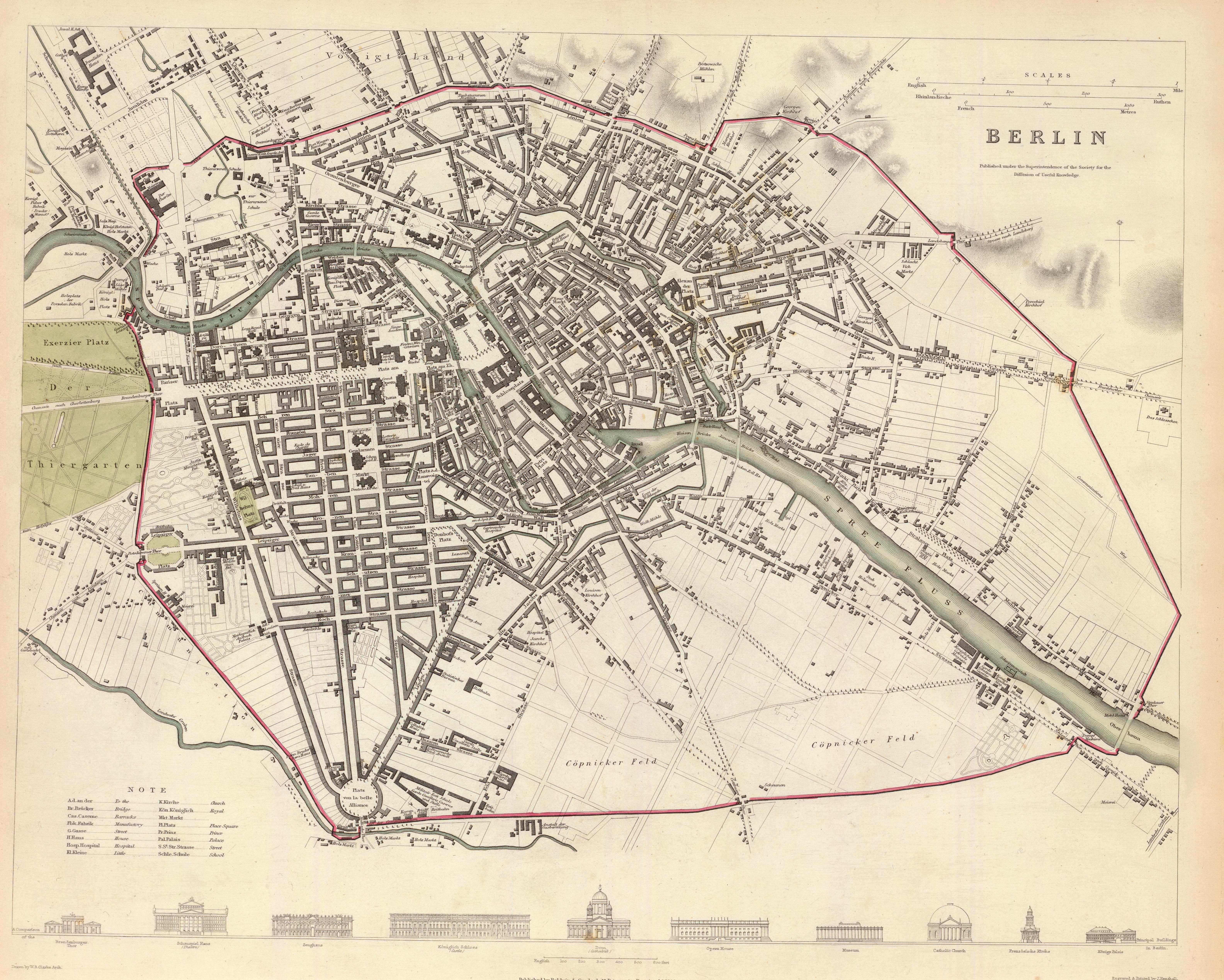 FileBerlin Jpg Wikimedia Commons - Vintage map berlin