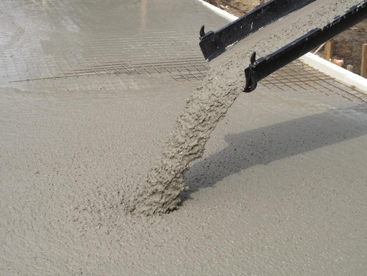 KOMO voor beton