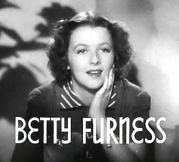 Betty Furness actress betty