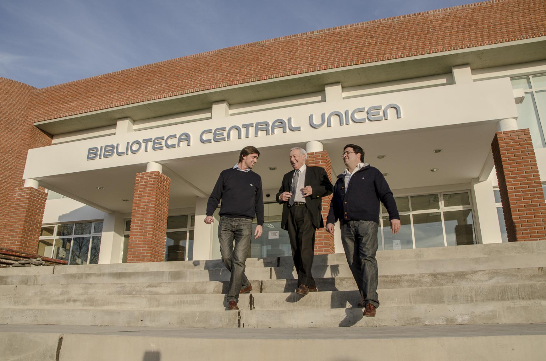 Biblioteca Central UNICEN