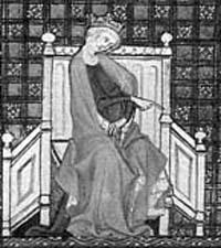 בלנקה, נסיכת קסטיליה, עוצרת הכתר הצרפתית בשם בנה הקטין, לואי התשיעי, מלך צרפת, הביאה לסיום מסע הצלב האלביגנזי