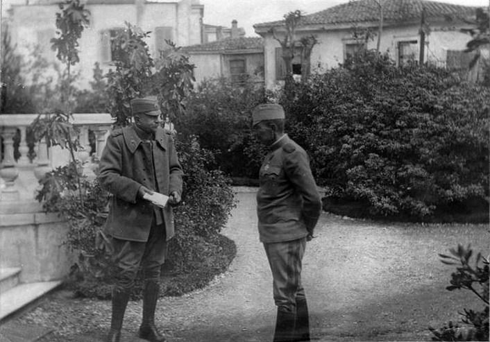 File:Boyovitch gén serbe commandant le QG.jpg