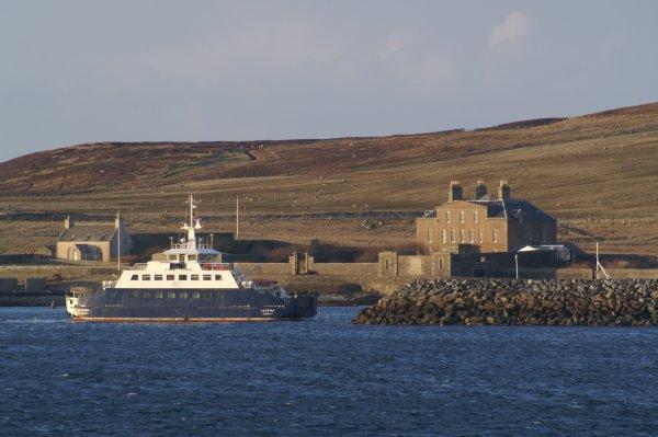 bressay ferry timetable
