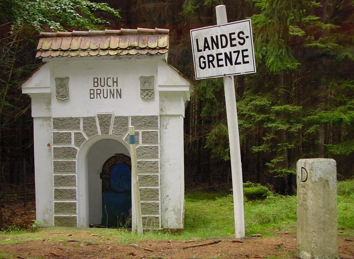 Buchbrunnen