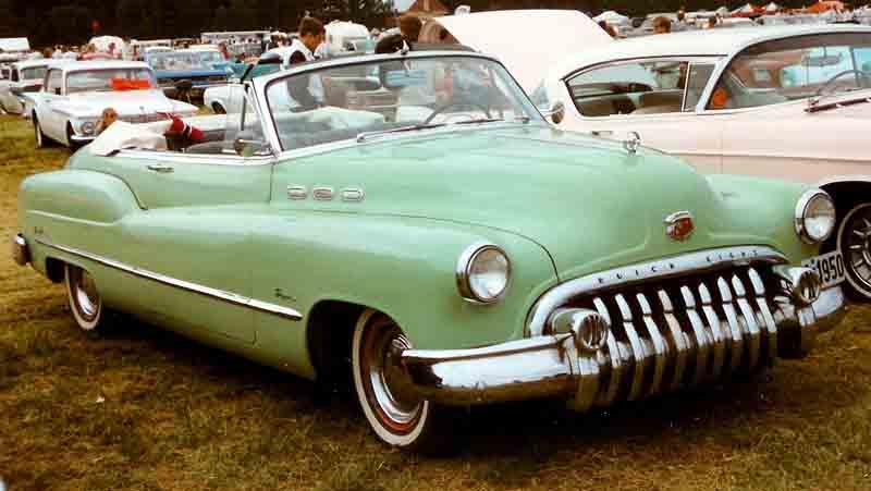 Archivo Buick Convertible 1950 Jpg Wikipedia La