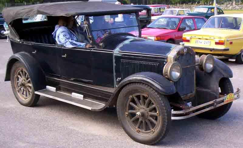 File Buick Standard Model 25 Touring 1925 Jpg Wikimedia