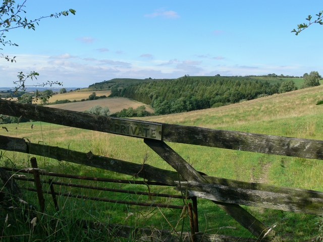 Burrough Hill Country Park - geograph.org.uk - 520535
