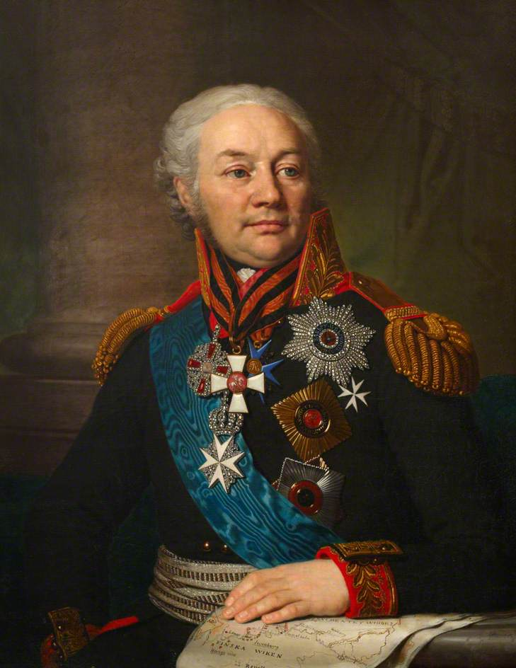 Художник В. Л. Боровиковский, 1809 год