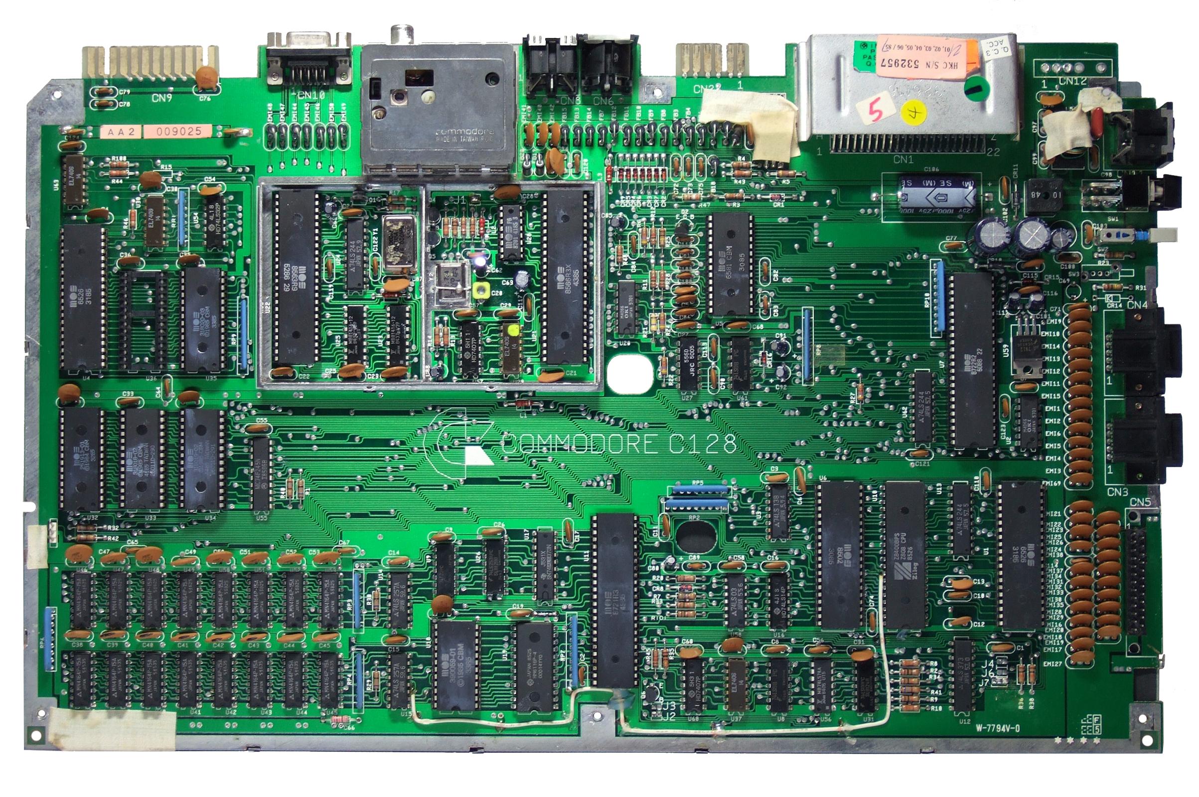 Commodore 128 Wikiwand