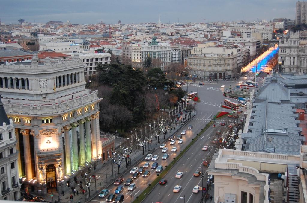 Calle De Alcalá Wikipedia