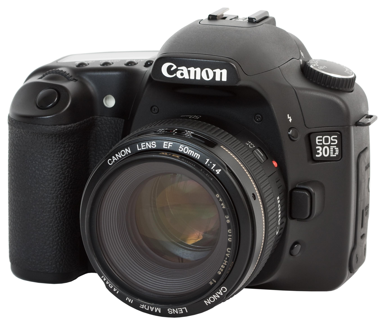 Canon EOS D30 #