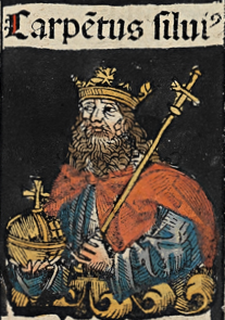 Capetus Silvius from Nuremberg chronicles.png