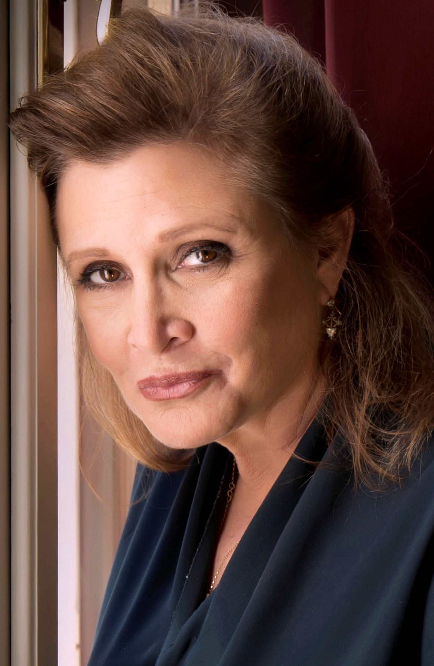 Carrie Fisher Wikipedia