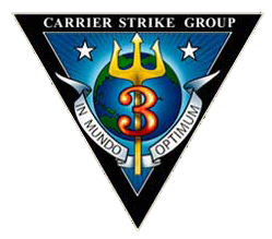 Carrier Strike Group 3 Military unit