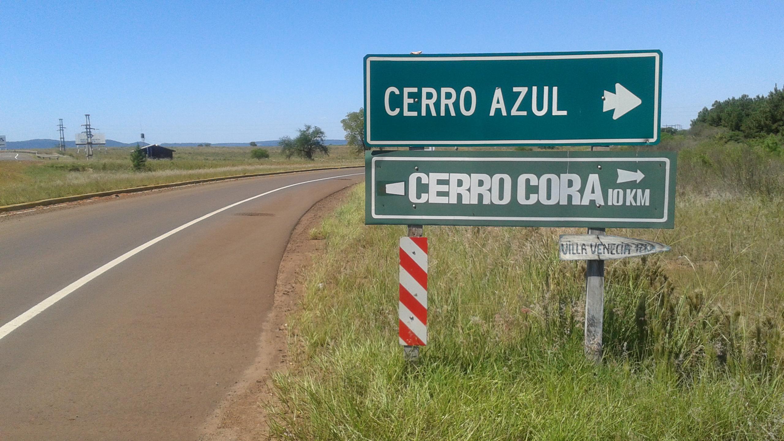 Cerro Azul (Misiones) - Wikipedia, la enciclopedia libre