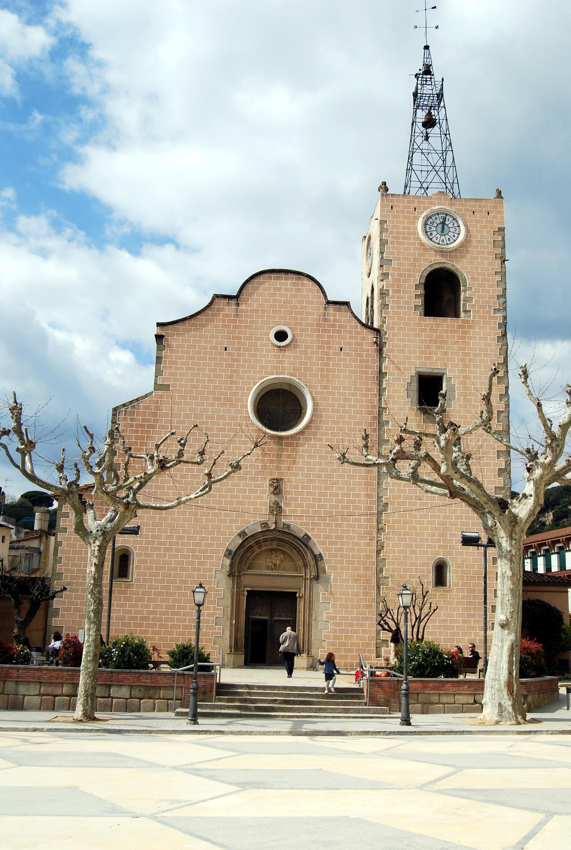 Parròquia de Sant Martí 1833