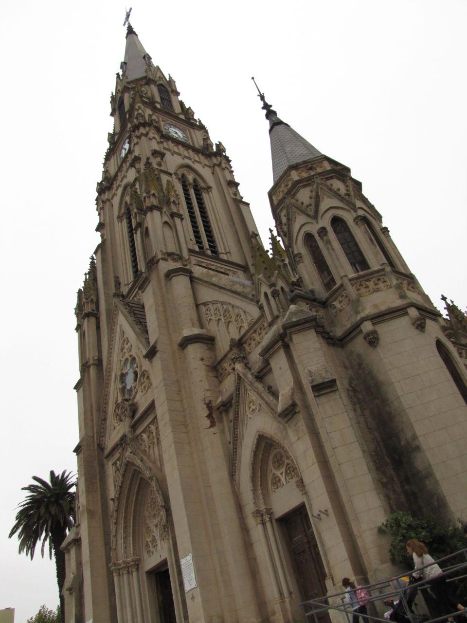File:Catedral Basílica Nuestra Señora de las Mercedes.jpg ...