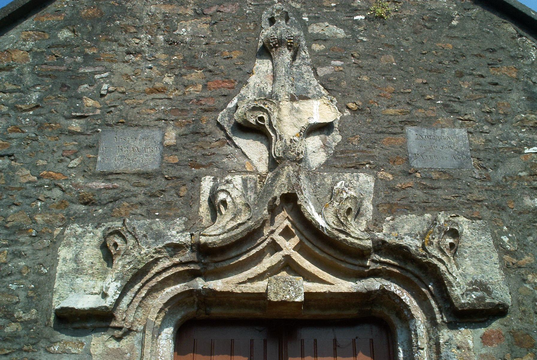 Linteau En Arc De Cercle accolade (architecture) — wikipédia