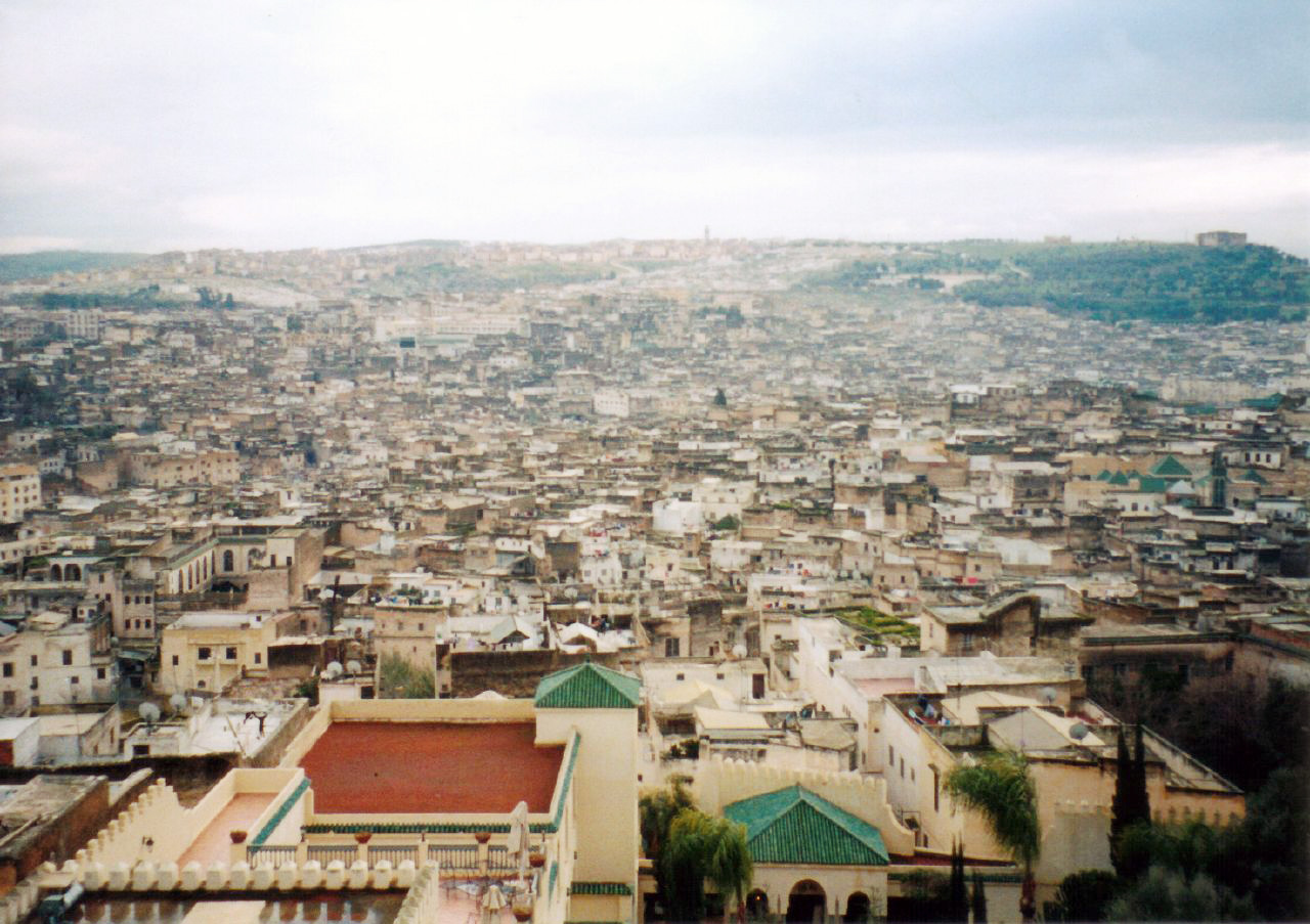 اكتشف المغرب في عشر دقائق  من أمواج الاندلس City_of_Fez
