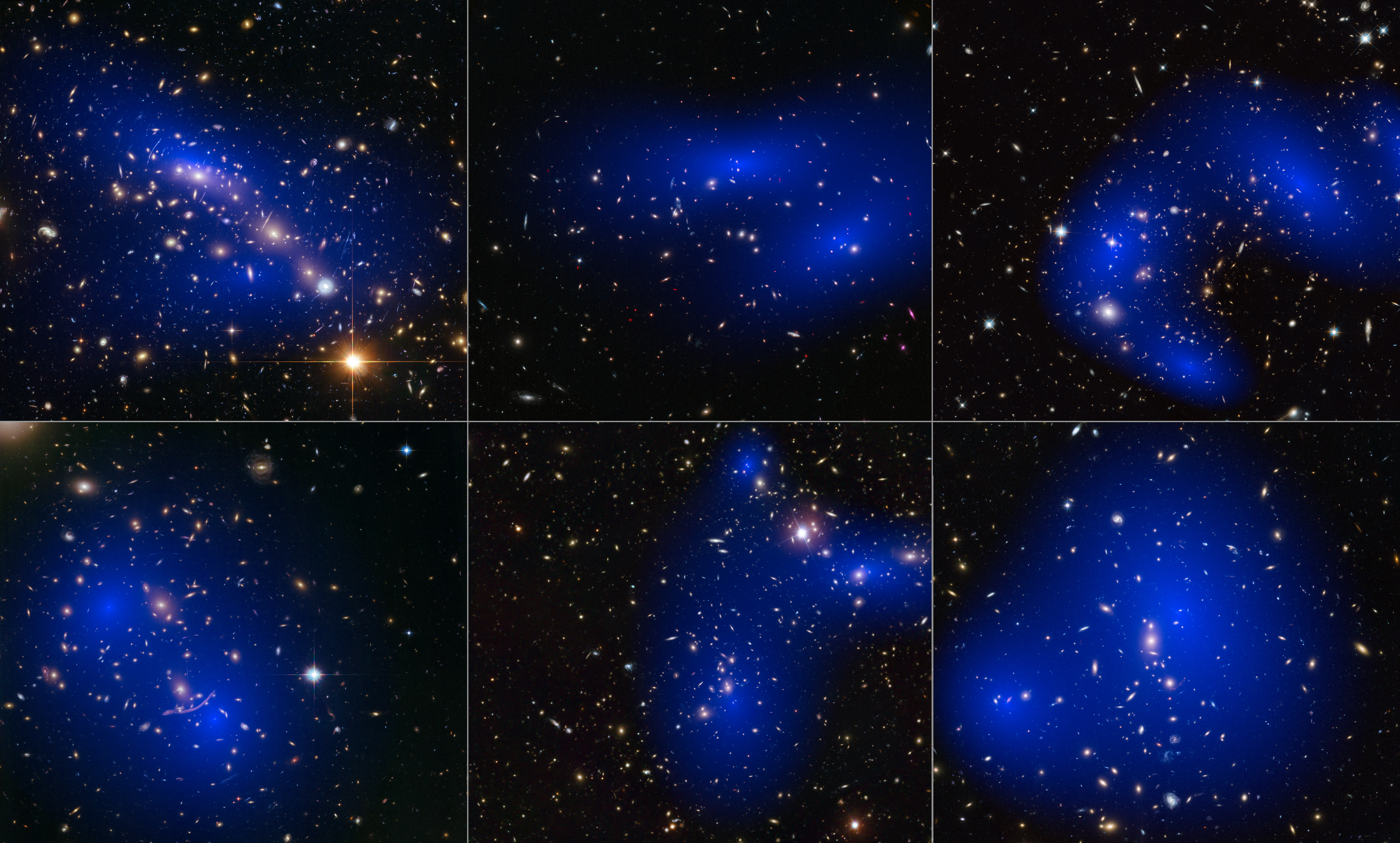 تازههایی درباره ماده تاریک