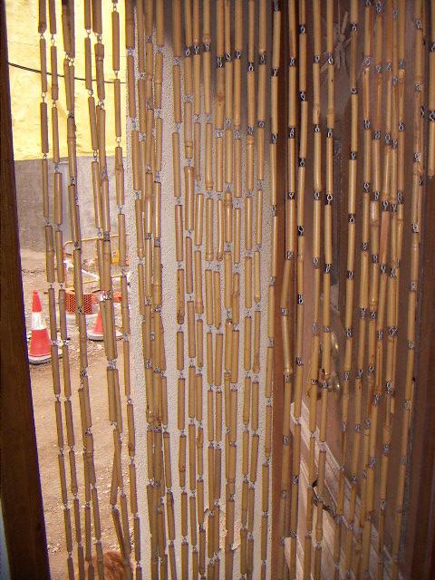 File cortina de bamb jpg wikimedia commons - Cortinas de bambu ...