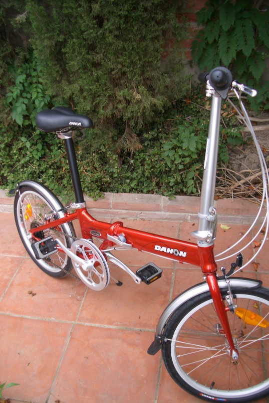 File Dahon Folding Bike Jpg Wikimedia Commons