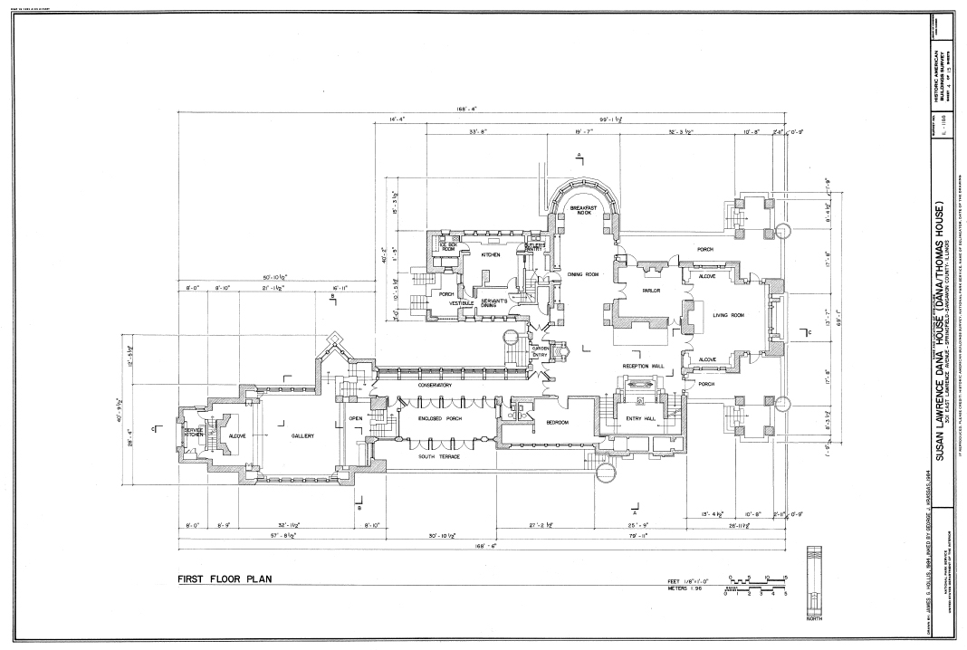 File Dana House Plans Springfield Wikimedia Commons