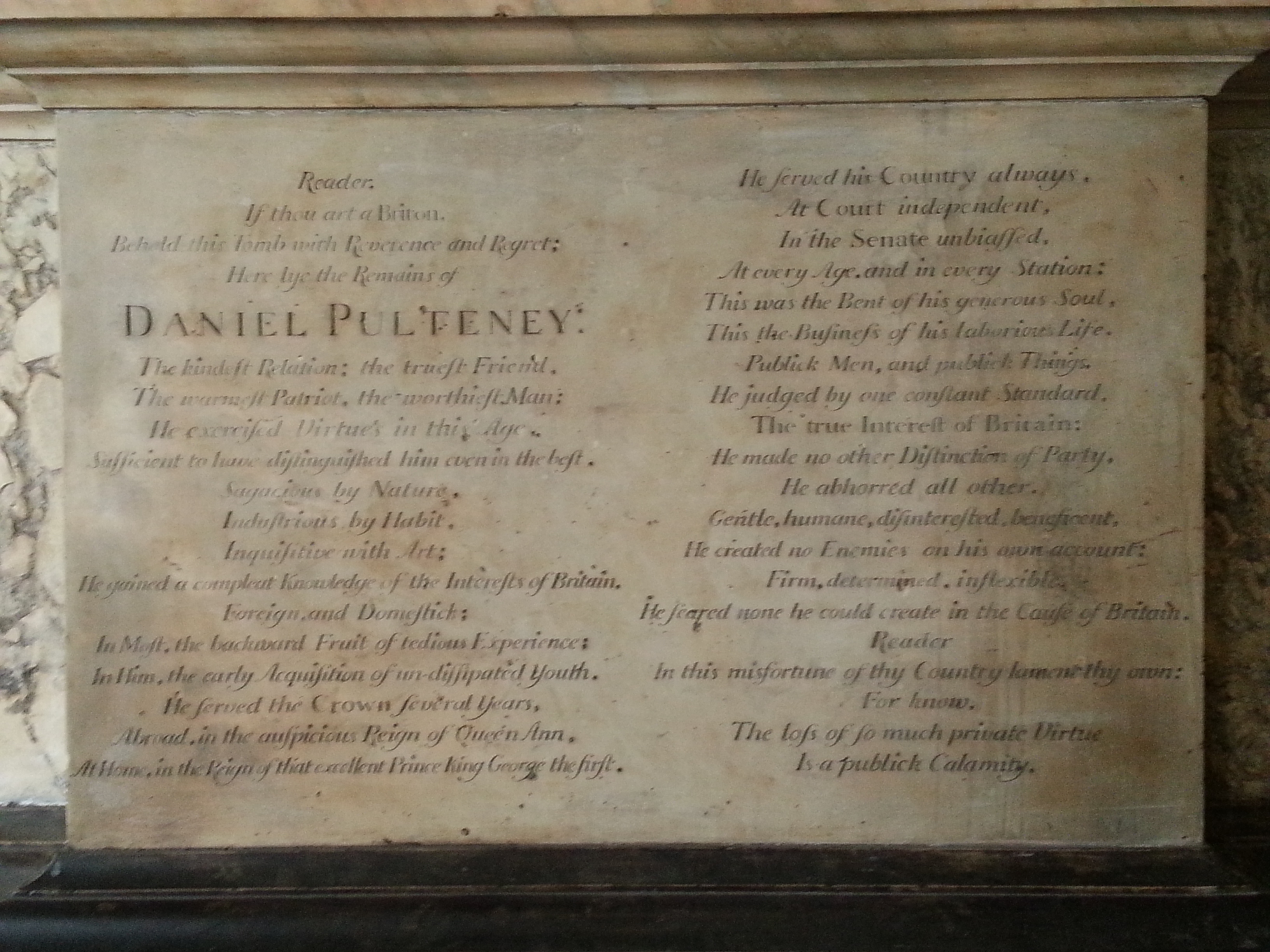pulteney online dating Pulteney is a town in  it preserves fossils dating back to the  st james westminster, part 2 british history online  pp 116–137 lane, john.