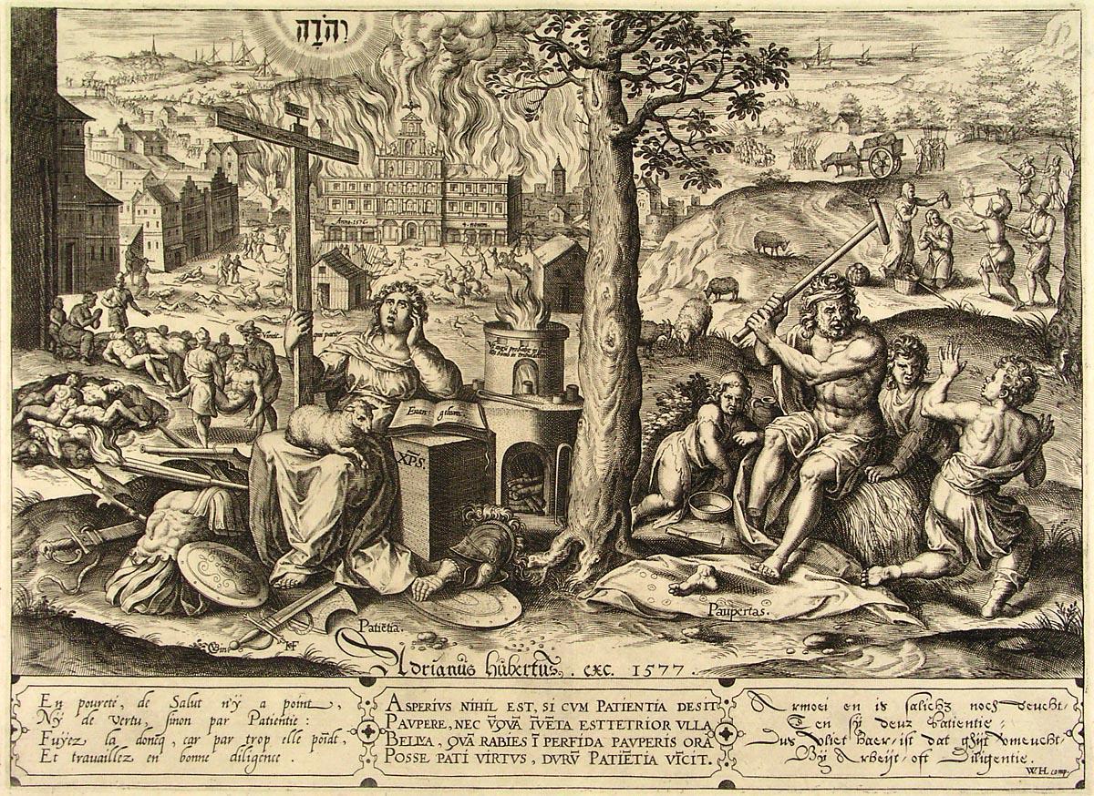 File:De Spaanse Furie - De verwoesting van Antwerpen 1576 (Hans Collaert,  1577