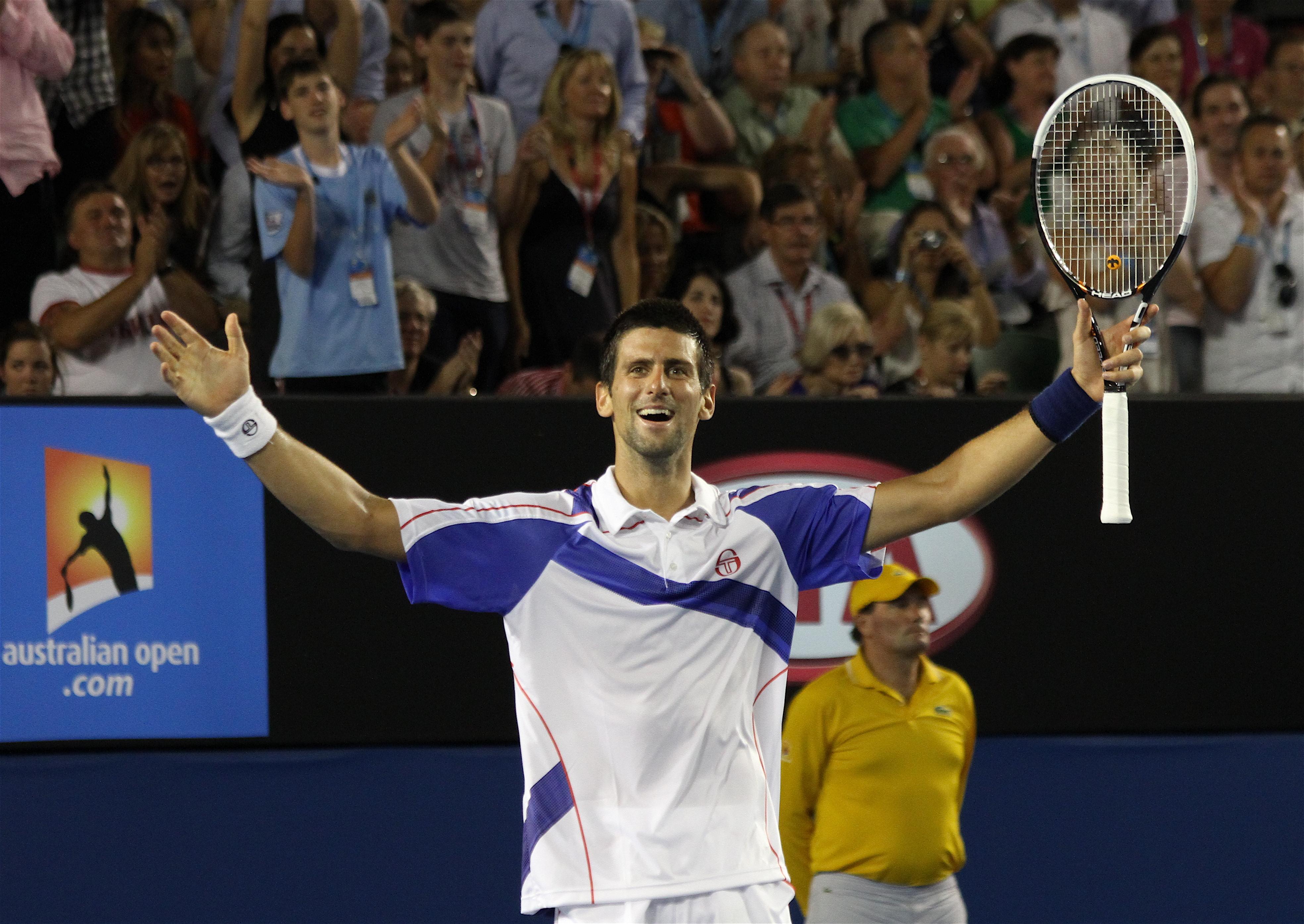 2011 Novak Djokovic Tennis Season Wikipedia