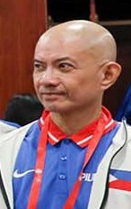 Yeng Guiao Filipino basketball player, coach, and politician