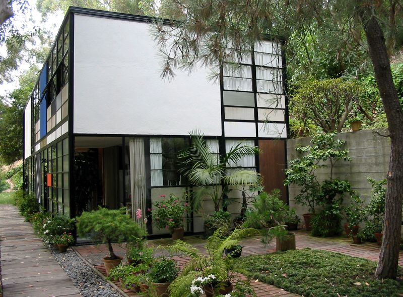 Eames House  Case Study House No               The Eames Hou      Flickr AecCafe     Eames House  Case Study House No               by Michael
