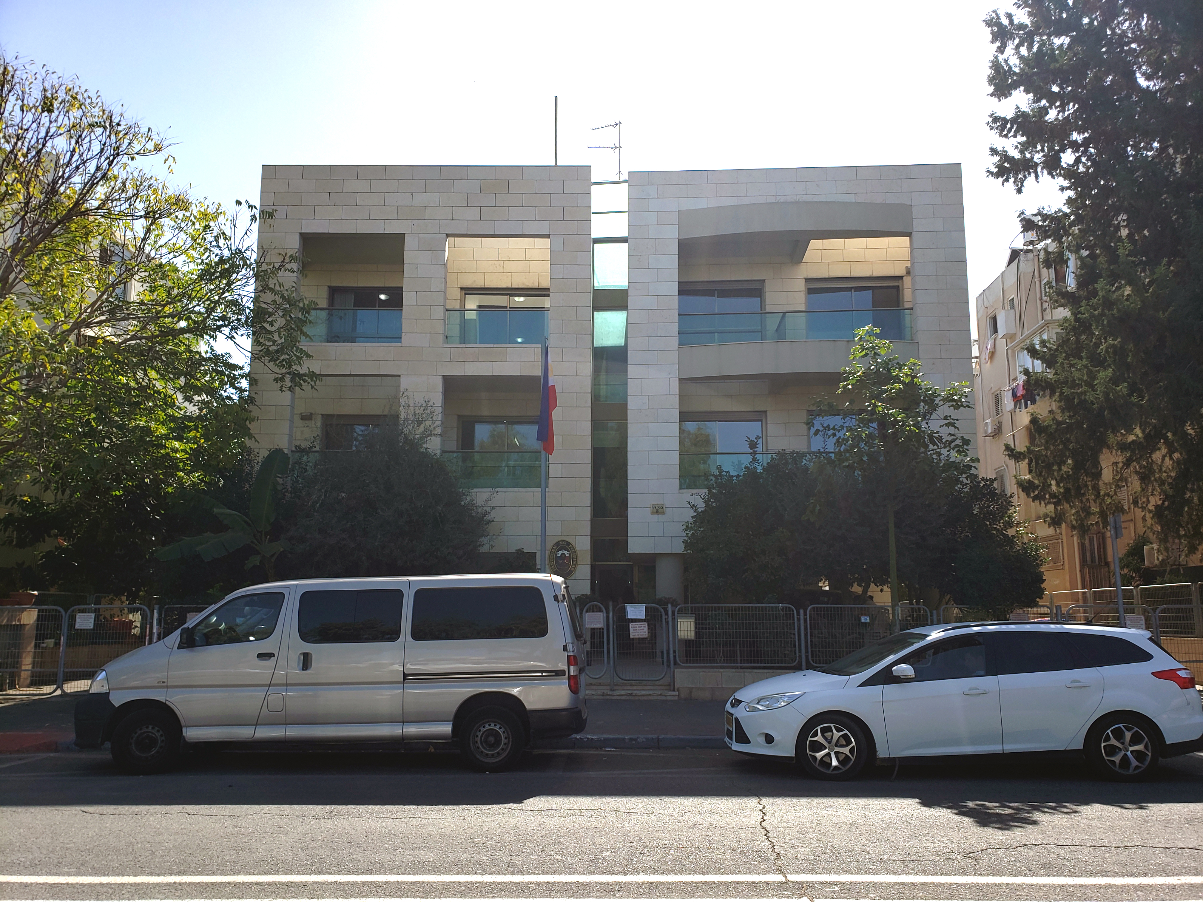 Embassy of the Philippines, Tel Aviv - Wikipedia