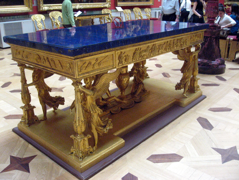 Dinast as los foros de la realeza ver tema objetos - La table de florence seignosse ...