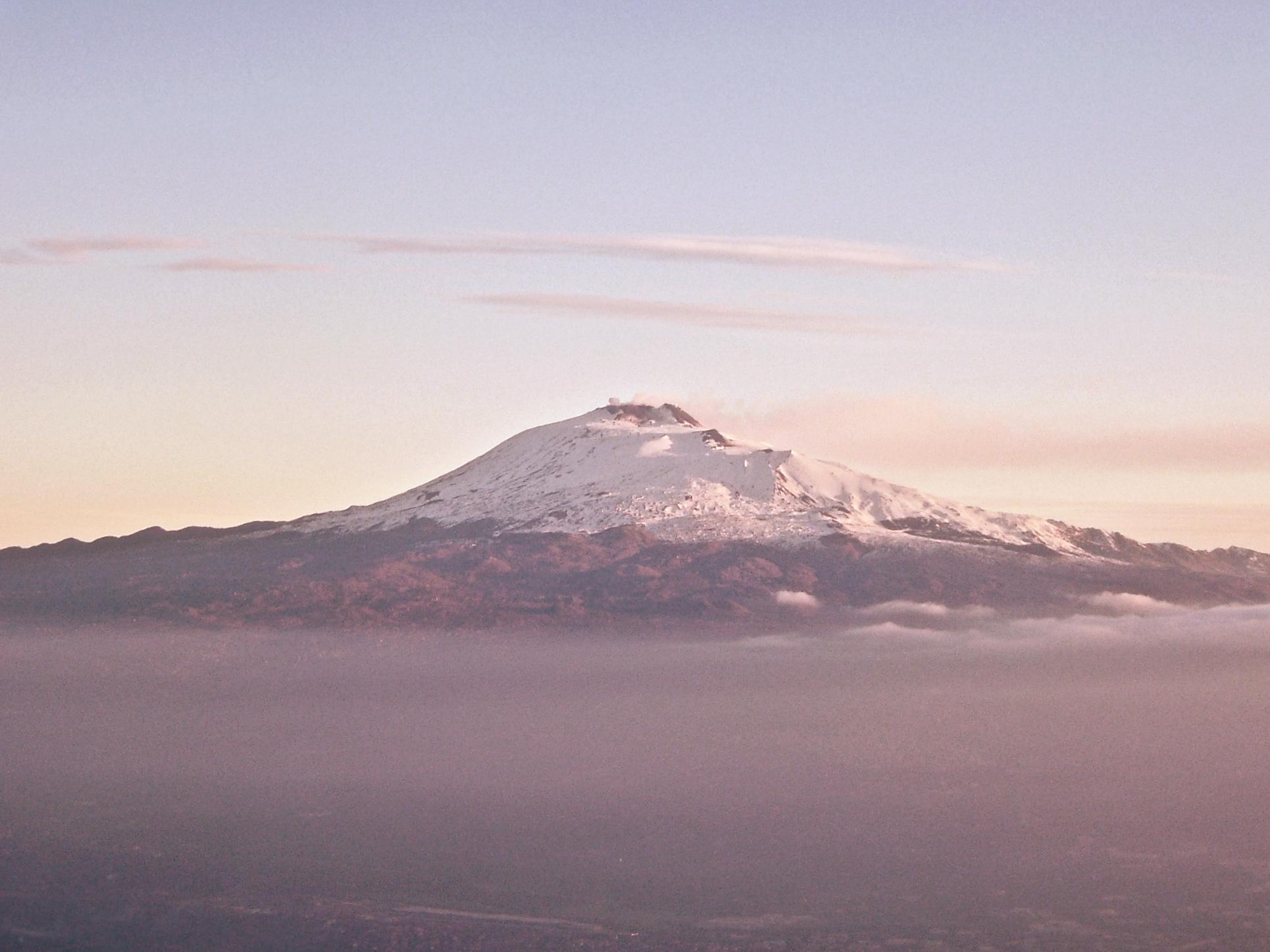 Depiction of Etna