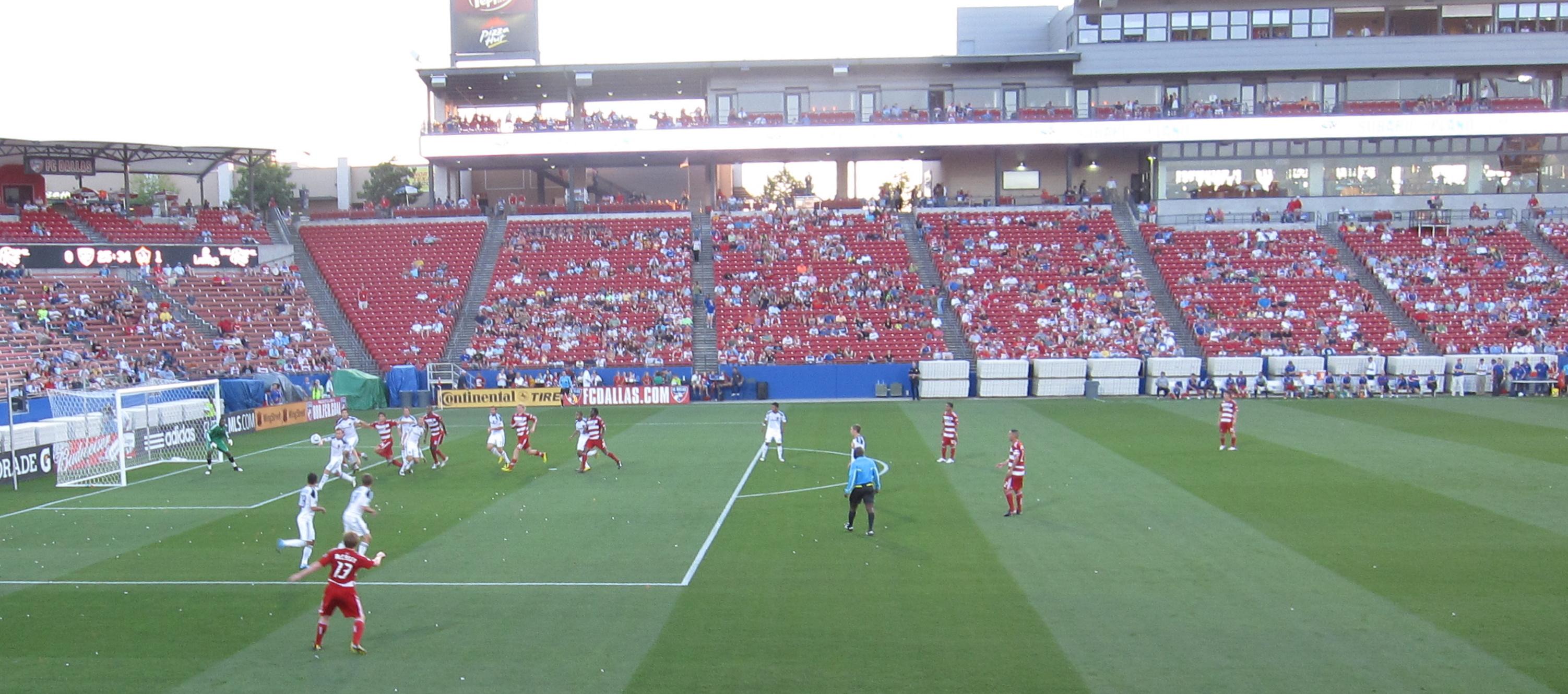Image result for Los Angeles FC vs FC Dallas