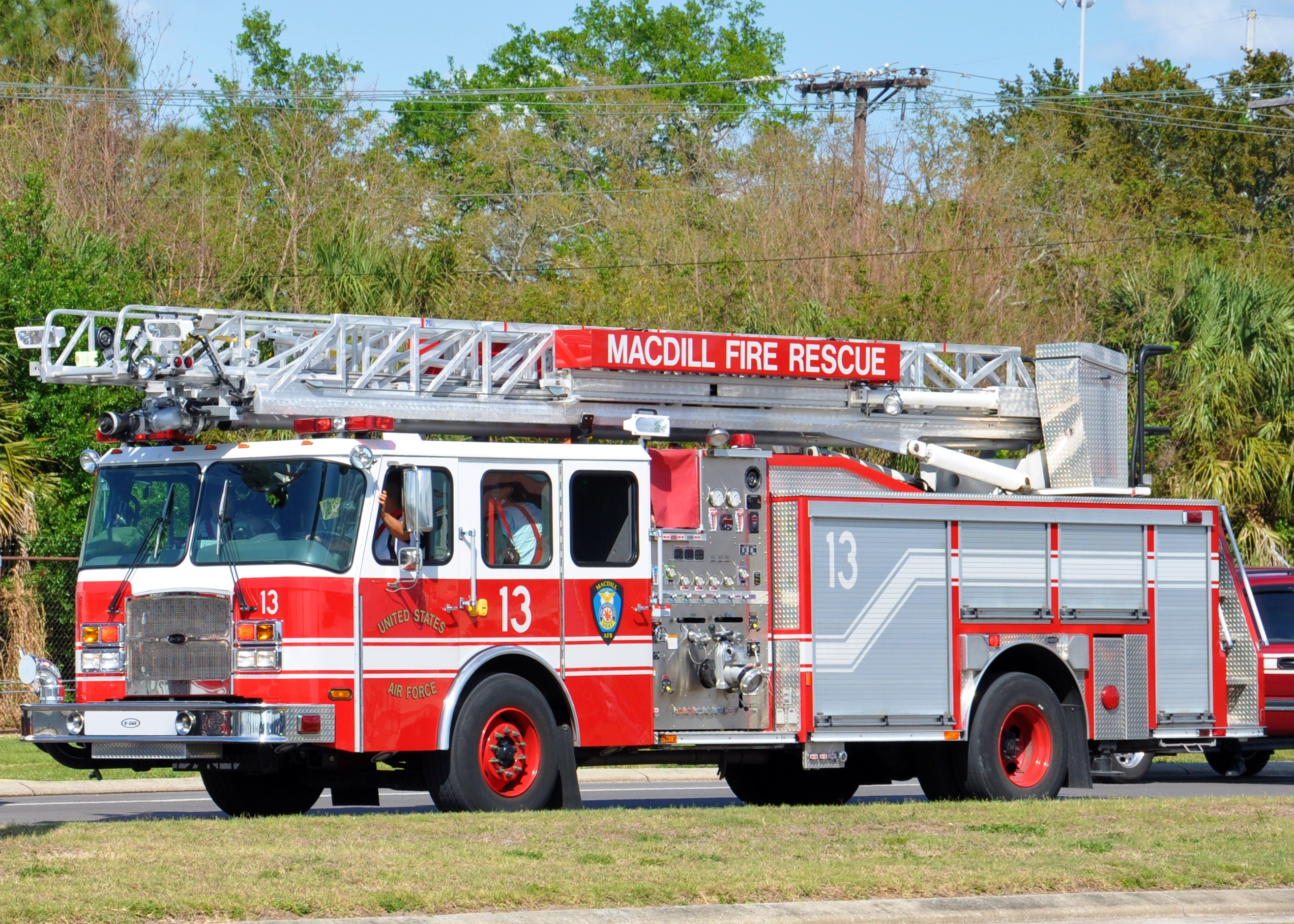 Image Result For Old Fire Truck